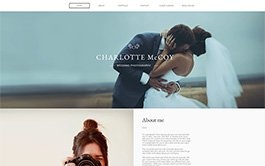 Wedding Website Template